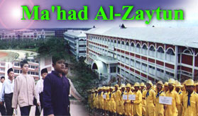 WELCOME TO AL-ZAYTUN UNOFFICIAL SITE